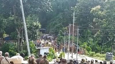 بھارت کی دو ریاستوں میں خانہ جنگی،7 افراد ہلاک، 70 زخمی