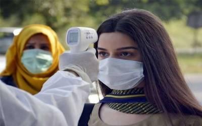 وفاقی دارالحکومت میں کوروناکیسز کی شرح 7 فیصد تک پہنچ گئی