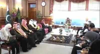 وزیراعظم کاسعودی عرب میں موجود پاکستانی شہریوں کی ویکسی نیشن پر سعودی حکومت کا شکریہ