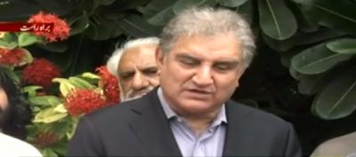 آج تھرپارکر کی صورتحال کا سب کو پتہ ہے، سندھ کے عوام تبدیلی کے خواہشمند، وزیر خارجہ