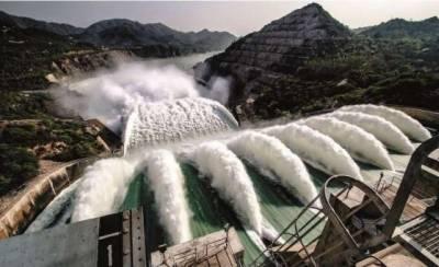 دریائے سندھ کے نشیبی علاقوں میں سیلاب کا الرٹ جاری