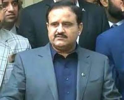 وزیراعلیٰ پنجاب سردار عثمان بزدارنے ملتان سے لاہورواپسی پر کبیر والا شہر کارخ کرلیا