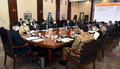 سندھ حکومت کا افغانستان کی صورتحال کے باعث سکیورٹی سخت کرنے کا فیصلہ