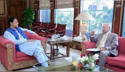 وزیراعظم کے مشیر ڈاکٹر عشرت حسین نےعہدے سے استعفیٰ دے دیا
