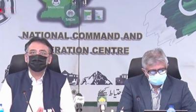 این سی او سی کی کراچی میں مکمل لاک ڈاؤن کی مخالفت, پورے پورے شہر ہفتوں بند کرنا علاج نہیں