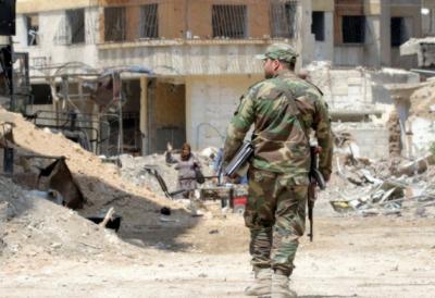 شام، مسلح افراد نے 8 شامی جنگجوؤں کو ہلاک،51 کو گرفتار کر لیا