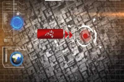 پشاور: حیات آباد میں پولیس موبائل کےقریب دھماکا