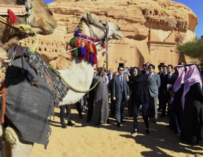 سعودی عرب نے سیاحت کے دروازے کھولنے کا اعلان کردیا