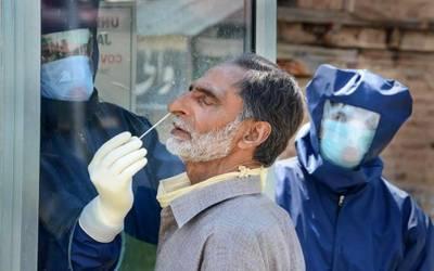 مقبوضہ کشمیر میں ایک بار پھر کورونا وائرس آپے سے باہر