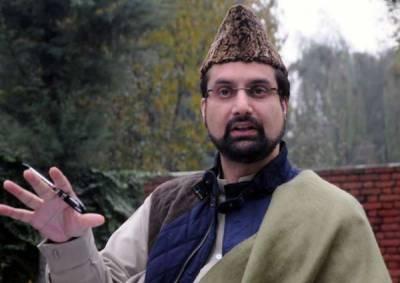 بھارتی حکام نے میر واعظ محمدعمر فاروق سے ملاقات پر بھی پابندی لگا دی