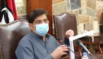 کراچی:سندھ بھر میں لاک ڈائون کا فیصلہ ،اطلاق ہفتہ 31 جولائی سے 8 اگست تک ہوگا