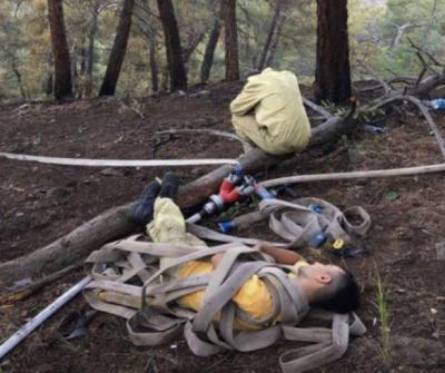 ترکی کے جنگلوں میں لگی آگے بے قابو ,ہزاروں جانور جھلس کر مر گئے