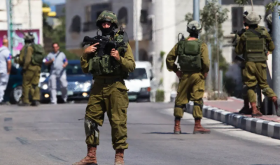 اسرائیلی فوج نے مقبوضہ مغربی کنارے ایک اور فلسطینی نوجوان کو شہید کر دیا
