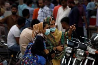 پاکستان میں کورونا وائرس پھر سے پھیلنے لگا،65افراد جاںبحق،4950نئے کیسز رپورٹ
