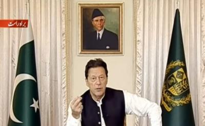 لاک ڈاؤن سے اپنی معیشت تباہ نہیں کریں گے: وزیراعظم عمران خان