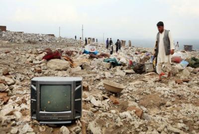 افغانستان ، سیلاب سے ہلاک ہونیوالوں کی تعداد113ہوگئی