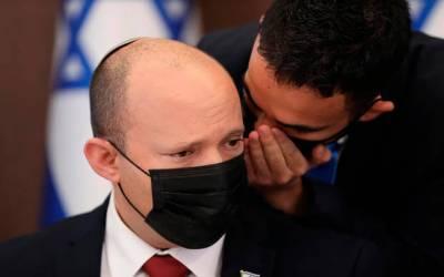 اسرائیلی وزیراعظم کا ایران کے خلاف بڑا بیان