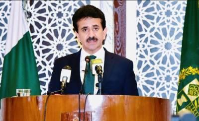 افغانستان میں امن کے حوالے سے وزیرخارجہ کا بیان غلط طور پر پیش کیا گیا۔زاہد حفیظ