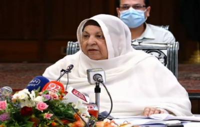 صوبائی وزیر صحت نے کوروناکی چوتھی لہرکی شدت کے پیش نظرپنجاب کے تمام سرکاری ہسپتالوں کو الرٹ رہنے کی ہدایت کردی
