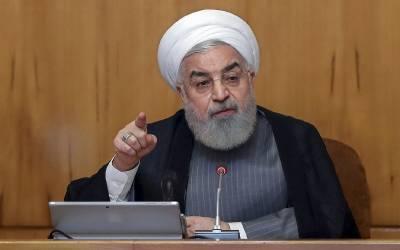 اسرائیل نے ایران کے جوہری راز اور اہم معلومات چوری کی تھیں۔حسن روحانی