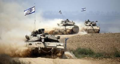 اسرائیلی فوج نےلبنان کی سرحد کے قریب مشقیں شروع کردیں۔