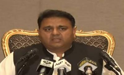انتخابی اصلاحات کیلئے 49 تجاویز مرتب ، اپوزیشن کو ان تجاویز پر اعتراض ہے تو اپنی تجاویز پیش کرے: فواد چوہدری