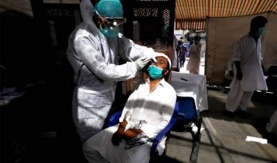 ملک بھر میں کوروناوائرس پھر بے قابو ہونے لگی،46افراد کی زندگی نگل گئی۔