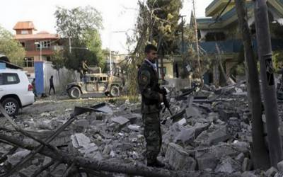 کابل میں ہوئے حملے کا ہدف احمد مسعود جونیئر تھے۔ روسی میڈیا