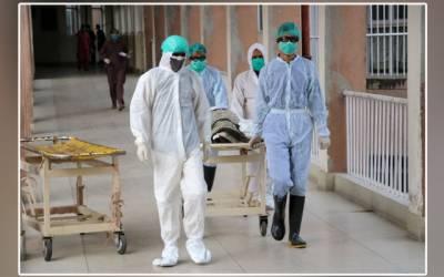 کورونا وائرس ، ملک بھر میں مزید60افراد جاں بحق
