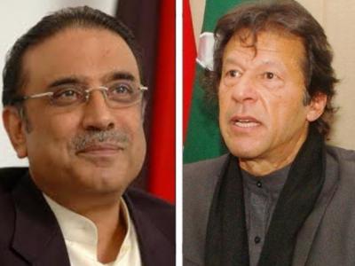 عمران خان انتقام لیں مگر کشمیر پر بھی توجہ دیں، آصف زرداری