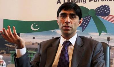 واضح کردیا کہ پاکستان کابل پر زبردستی قبضے کو قبول نہیں کرے گا: مشیر قومی سلامتی معید یوسف