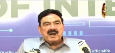 عمران خان کو اندازہ تھا اشرف غنی غلط فہمی کا شکار ہیں: شیخ رشید
