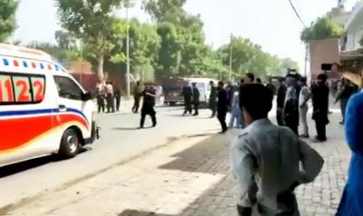 بہاولنگر میں یوم عاشور کے موقع پر ماتمی جلوس میں دھماکے سے 2 افراد جاں بحق، 59 زخمی