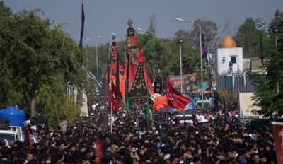 ملک بھر میں شہدائے کربلا کی یاد میں 10 محرم الحرام کو یوم عاشور انتہائی عقیدت و احترام سے منایا گیا
