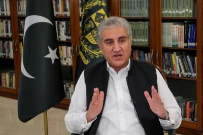 پاکستان بطور ملک افغانستان کی بہتری میں دلچسپی رکھتا ہے تاہم فیصلہ افغان عوام نے کرنا ہے۔ شاہ محمود قریشی