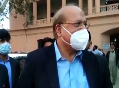 سندھ ہائیکورٹ نے منظور وسان کی عبوری ضمانت میں توسیع کر دی