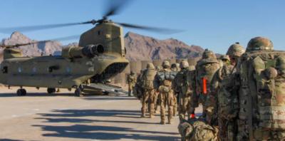 افغانستان میں دنیا کی سب سے بڑی فوج شکست ہوئی ہے: ڈونلڈ ٹرمپ