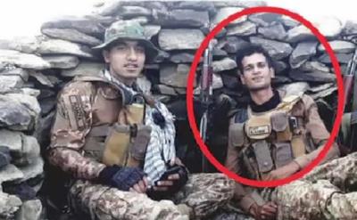 شمالی وزیرستان کے علاقے بویا میں دہشت گردوں کے خلاف آپریشن کے دوران کیپٹن کاشف شہید