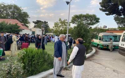 کابل میں پاکستانی سفارت خانہ دنیا بھر کی توجہ کا مرکز