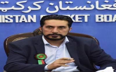 عزیز اللہ فاضلی افغانستان کرکٹ بورڈ کے نئے چیئرمین مقرر