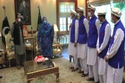 وزیراعلیٰ پنجاب کی جانب سے کےٹو سر کرنیوالے کوہ پیماؤں کیلئے 10 لاکھ کا انعام