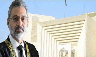 جسٹس قاضی فائز نے از خود نوٹس کے دائرہ اختیار کیلئے قائم بینچ پر اعتراض اٹھا دیا