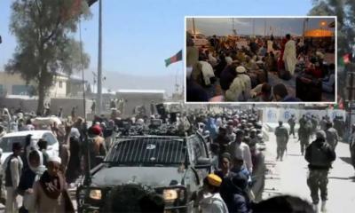 کابل ائیرپورٹ پر طالبان کی انٹری ،افغان شہریوں کو کابل ائیرپورٹ آنے سے روک دیا