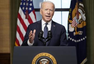 اکتیس اگست کی حتمی تاریخ کے مطابق افغانستان سے انخلاء کاعمل تیز کردیاہے: امریکی صدر جوبائیڈن