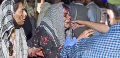 کابل میں خواتین اور بچوں کو نشانہ بناکر دہشت گردوں نے ہرحد پار کردی