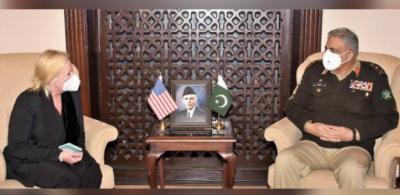 پاکستان کا افغانستان میں کوئی پسندیدہ نہیں : آرمی چیف جنرل قمر جاوید باجوہ