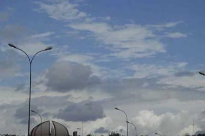 اسلام آباد، راولپنڈی، گلیات میں بارش سے موسم خوشگوار ہوگیا
