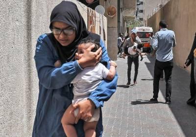 دو ماہ میں اسرائیلی فوج نے 9فلسطینی بچے شہید،556 بچے زخمی کیئے۔
