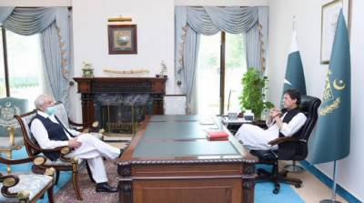 احسان مانی کی خدمات کا شکر گزار ہوں: کرکٹ کی بنیادیں مضبوط کیں:عمران خان