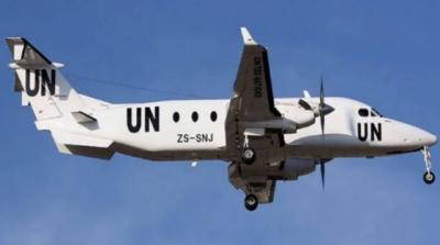 افغانستان سے مسافروں کو لیکر اقوام متحدہ کا خصوصی طیارہ اسلام آباد پہنچ گیا